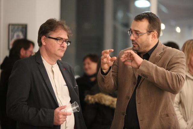 expozitia PREVIEW a artistului vizual Florin Constantinescu