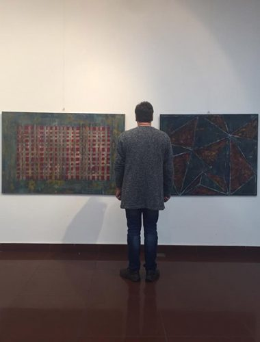 expozitie Florin Constantinescu, artist vizual